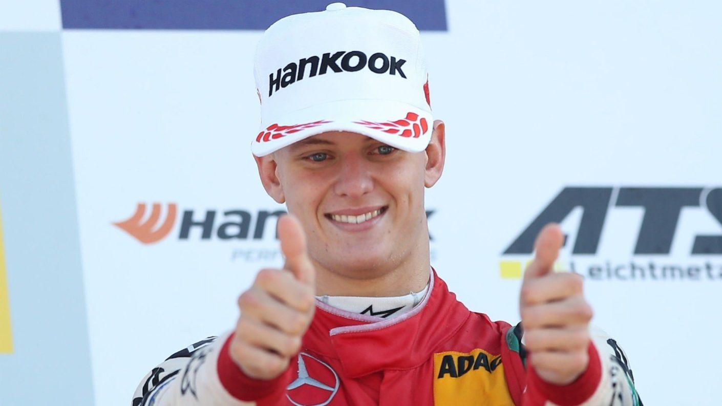 Mick Schumacher dice estar listo para su prueba en Barhéin