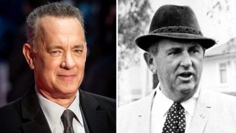 Tom Hanks será el manager de Elvis Presley en un venidero film