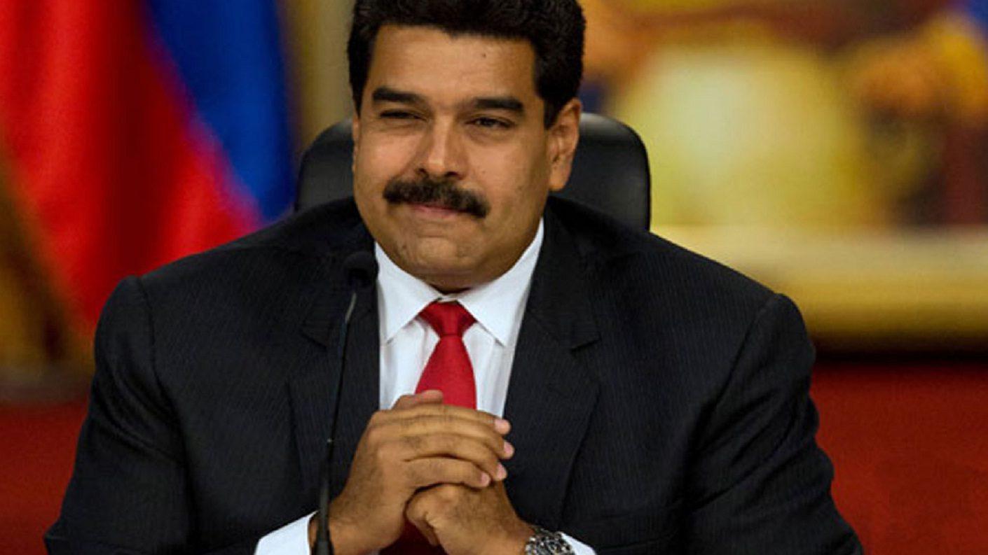 Maduro pudiera ser sancionado por europa