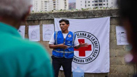 Cruz Roja ayuda