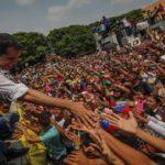 Guaidó fue al Zulia