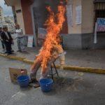 Maduro el judas más quemado