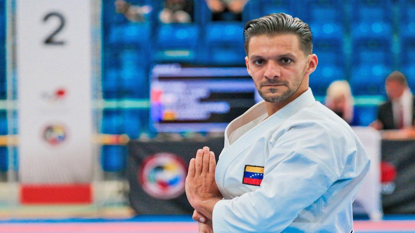 Antinio Díaz bate record