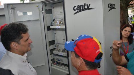 Cantv Movilnet caseta Manuel Fernández