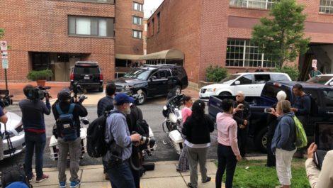 Terminaron de desalojar la Embajada de Venezuela en EEUU