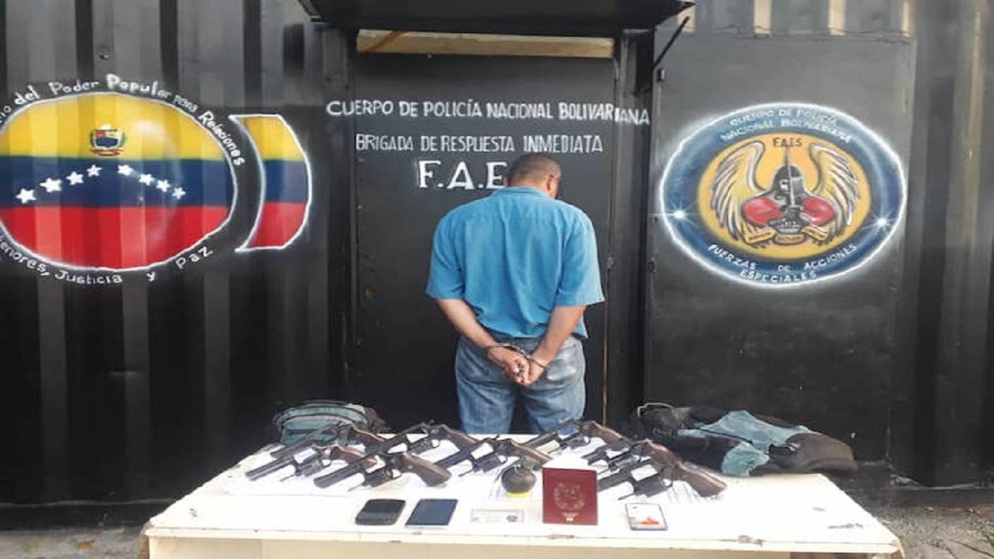 Detuvieron a presidente del nuevo Mercado de Chacao tras vincularlo con la Operación Libertad