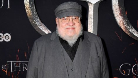 George R.R. Martin HBO