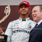 Lewis Hamilton Niki Lauda mercedes Mónaco