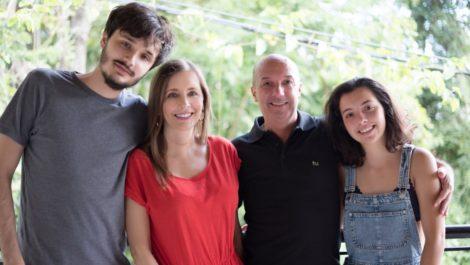Iván Simonovis pasó su primer día del padre en libertad