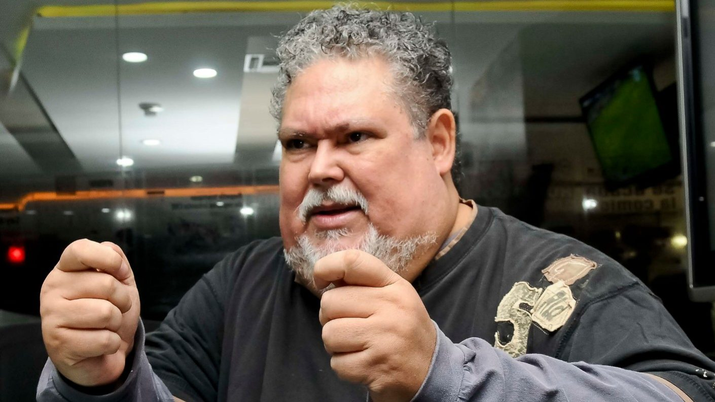 JUan Barreto