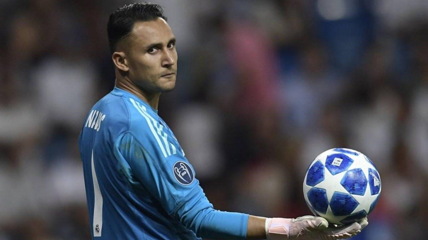 Keylor Navas se despedirá del Real Madrid jugando contra el Betis