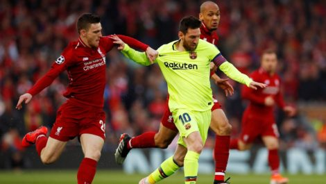 Liverpool hace una remontada de ensueño y deja fuera al Barcelona de la Champions