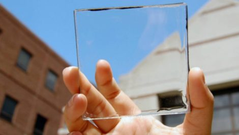 En EEUU inventaron paneles solares transparentes como ventanas