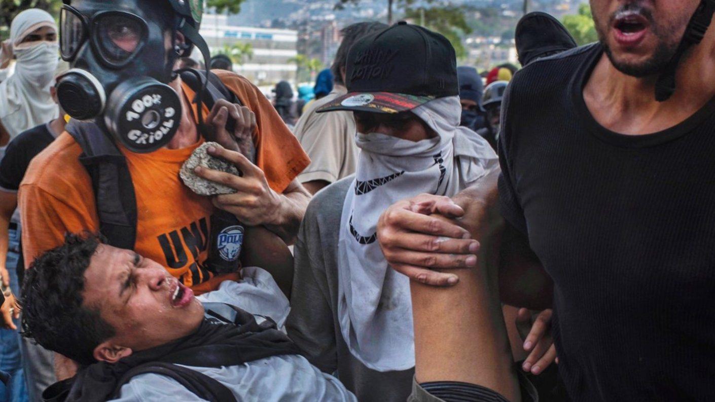 Protestas del #30Abr y #1May dejaron 4 muertos y 205 detenidos