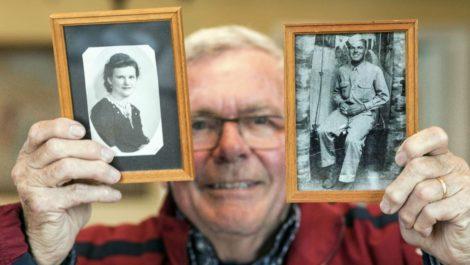 Pruebas de ADN ayudan a unir familias tras la Segunda Guerra Mundial