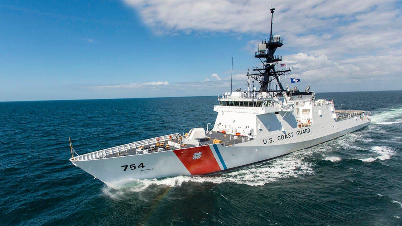 Barco de la Guardia Costera de EEUU habría entrado en aguas venezolanas