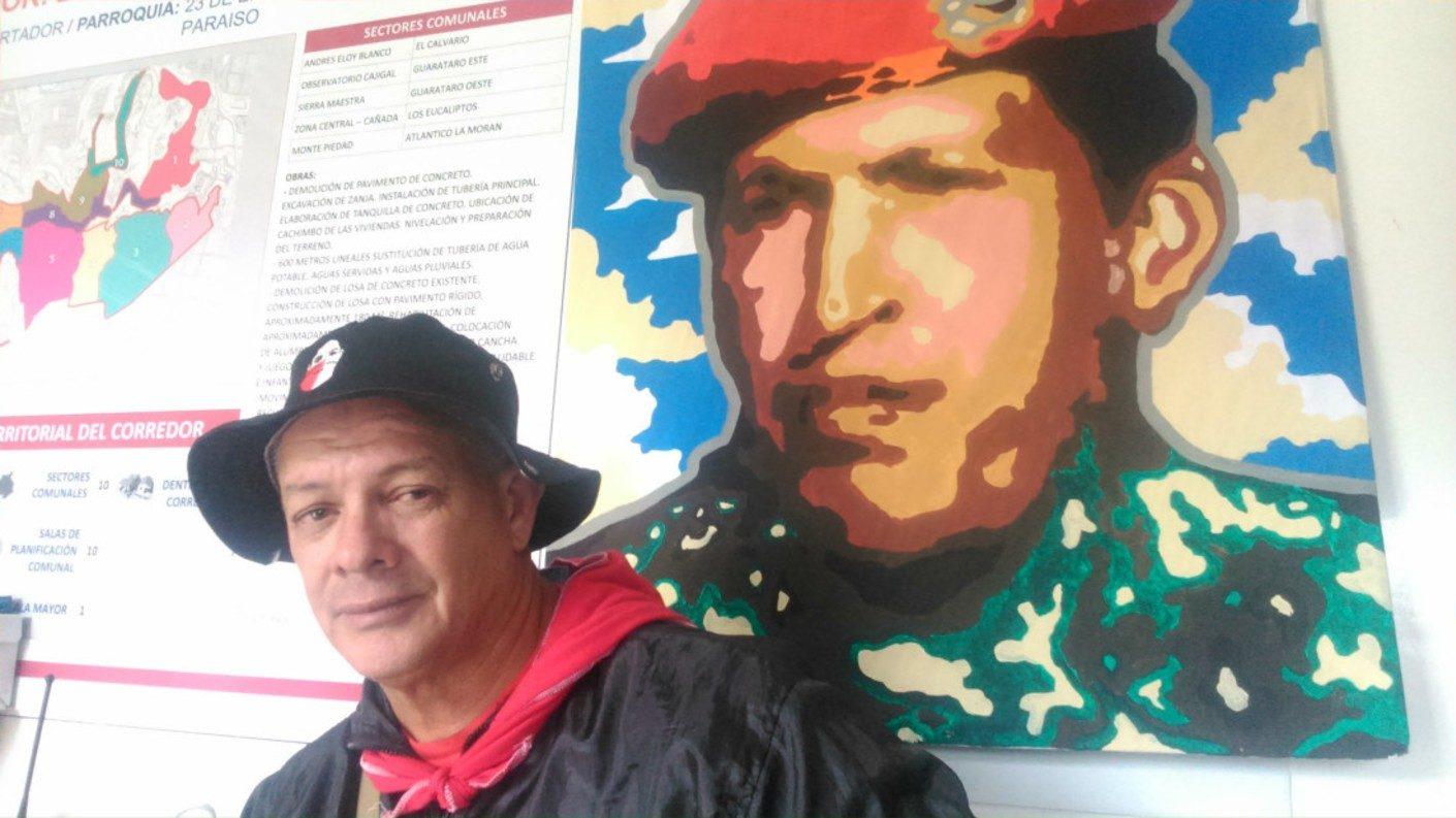 Valentín Santana pide a Maduro que chequee a los «guabinosos» en todos los cuerpos de seguridad