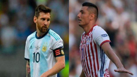 Argentina buscará reivindicarse ante Paraguay.