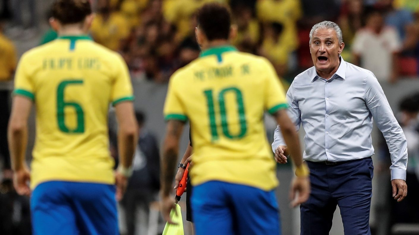 Filipe Luis: No hay otro Neymar en Brasil