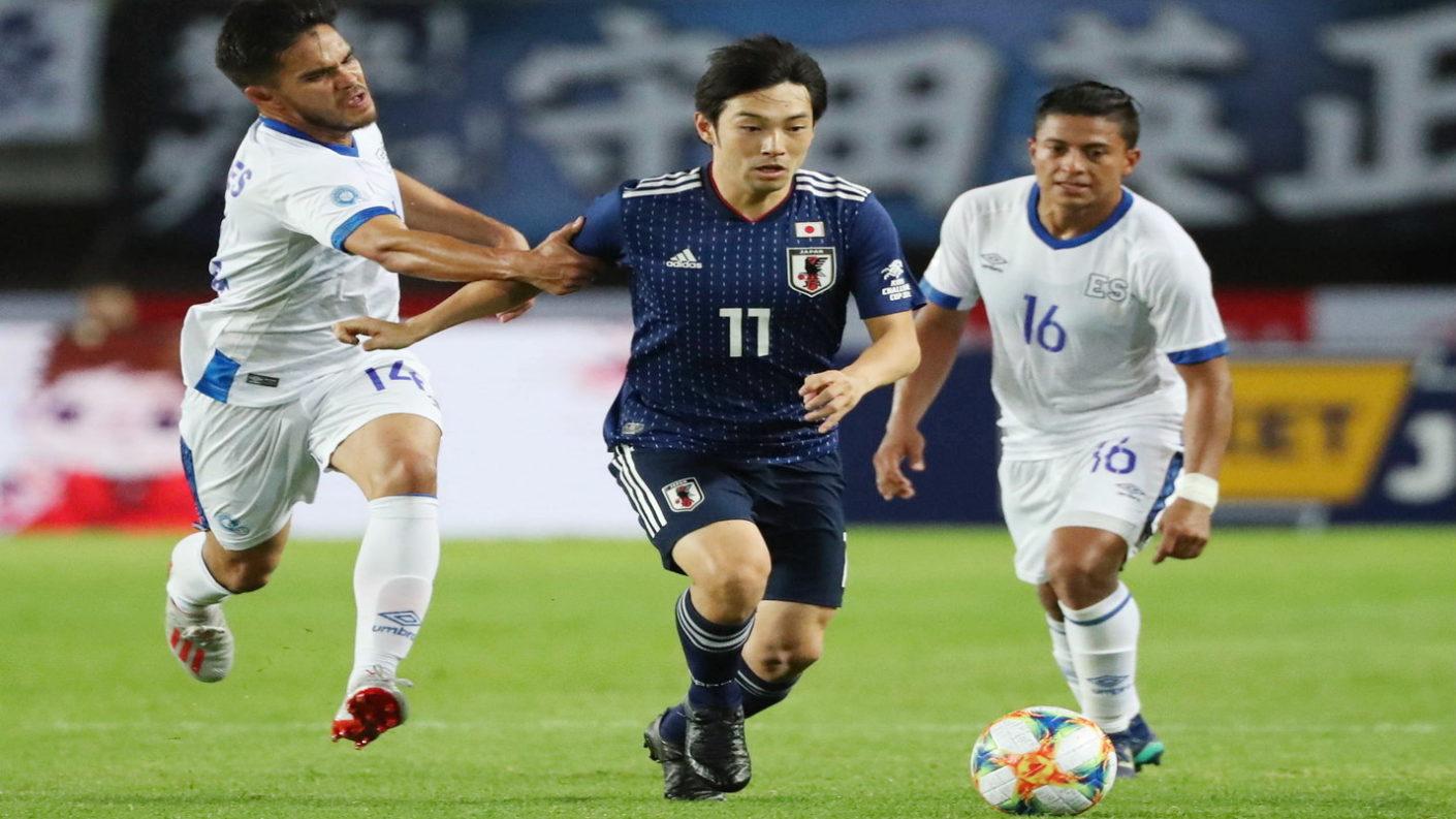 Futbol japonés