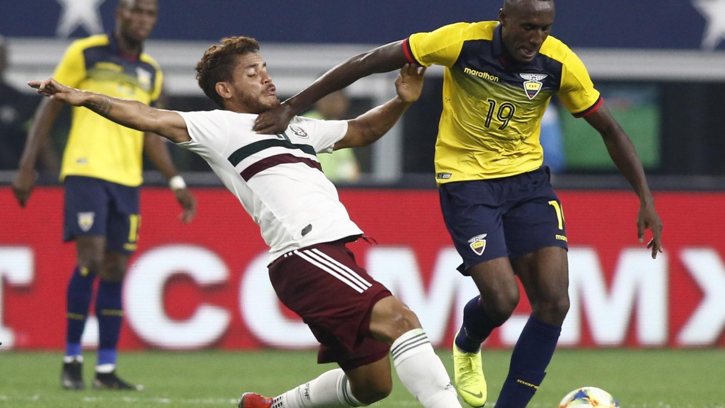 Ecuador con más dudas que certezas de cara la Copa América