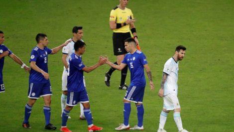Messi: Estamos en una situación complicada