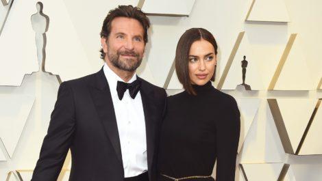 Bradley Cooper e Irina Shayk dijeron «chao» tras cinco años de relación