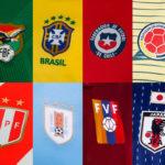 Copa America Selecciones