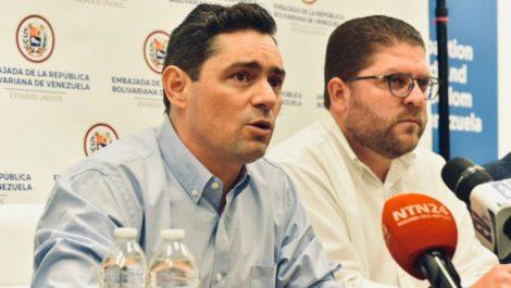 EEUU no deportará a los venezolanos con pasaportes vencidos