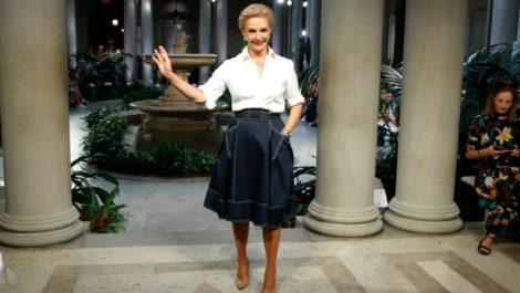 México acusa de plagio a la diseñadora Carolina Herrera