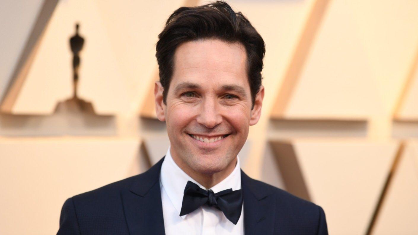 Actor de Ant-Man estará en nuevo reboot de Cazafantasmas