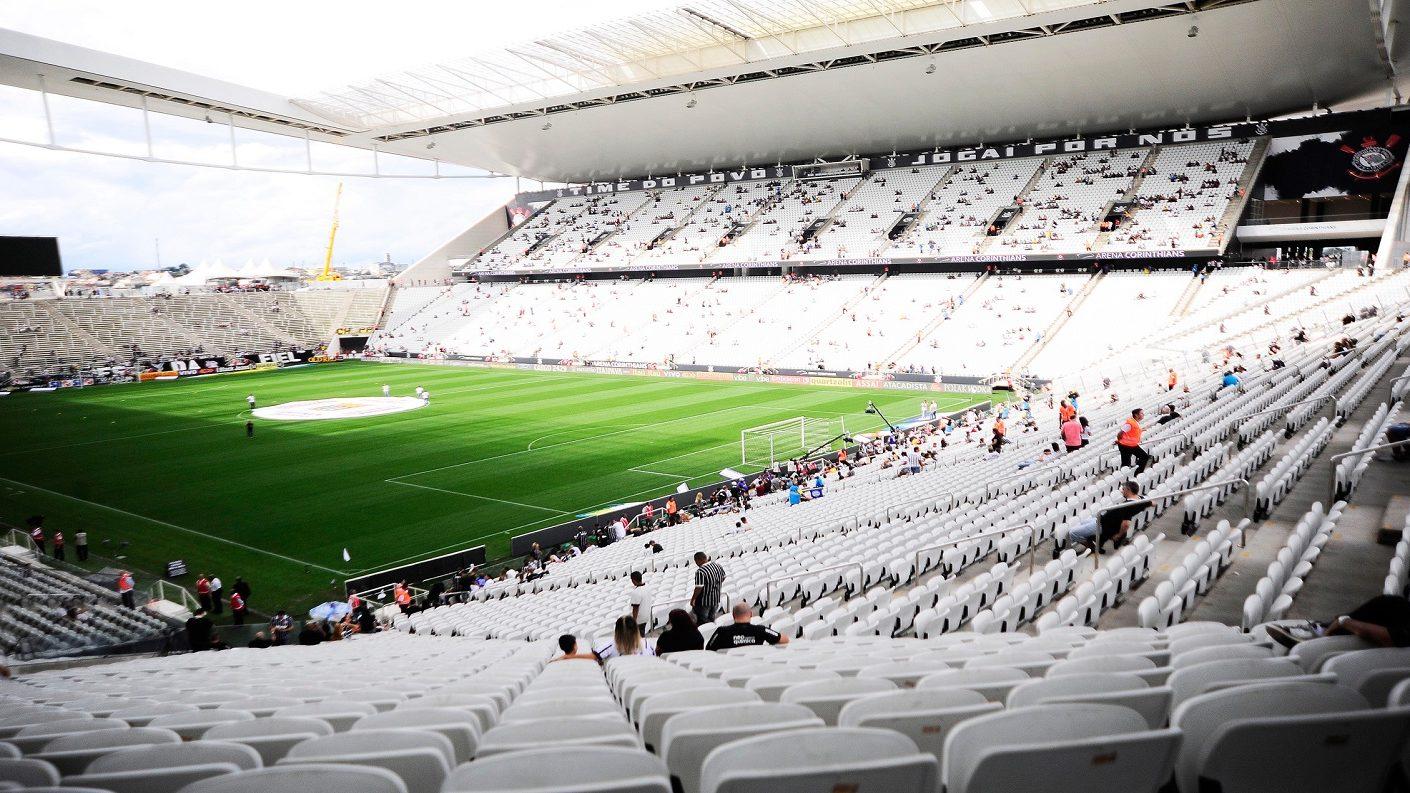 El Arena Corinthians será protagonista del tercer lugar de la Copa América 2019