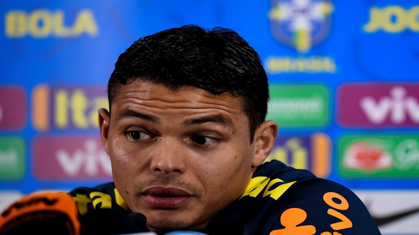 Thiago Silva: «Hay que respetar la historia»