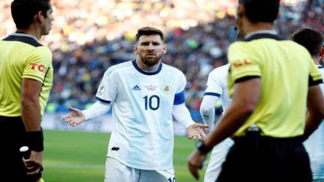 Miembro del TAS: Messi que pida disculpas porque lo van a sacudir con la sanción