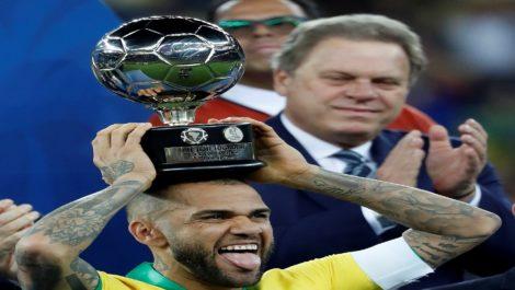 Brasil arrasó con los premios individuales