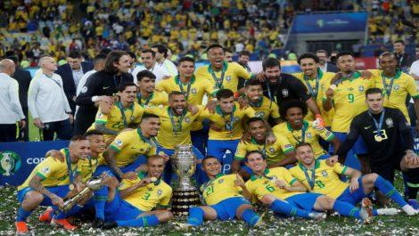 Brasil gana la Copa y la llenará con 13 millones de dólares