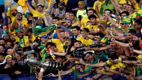 Brasil no pierde el título cuando es sede