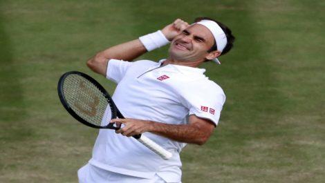 Federer venció a Nadal y está en la final de Wimbledon