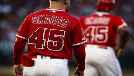 Juego sin hit ni carreras para homenajear a Tayler Skaggs