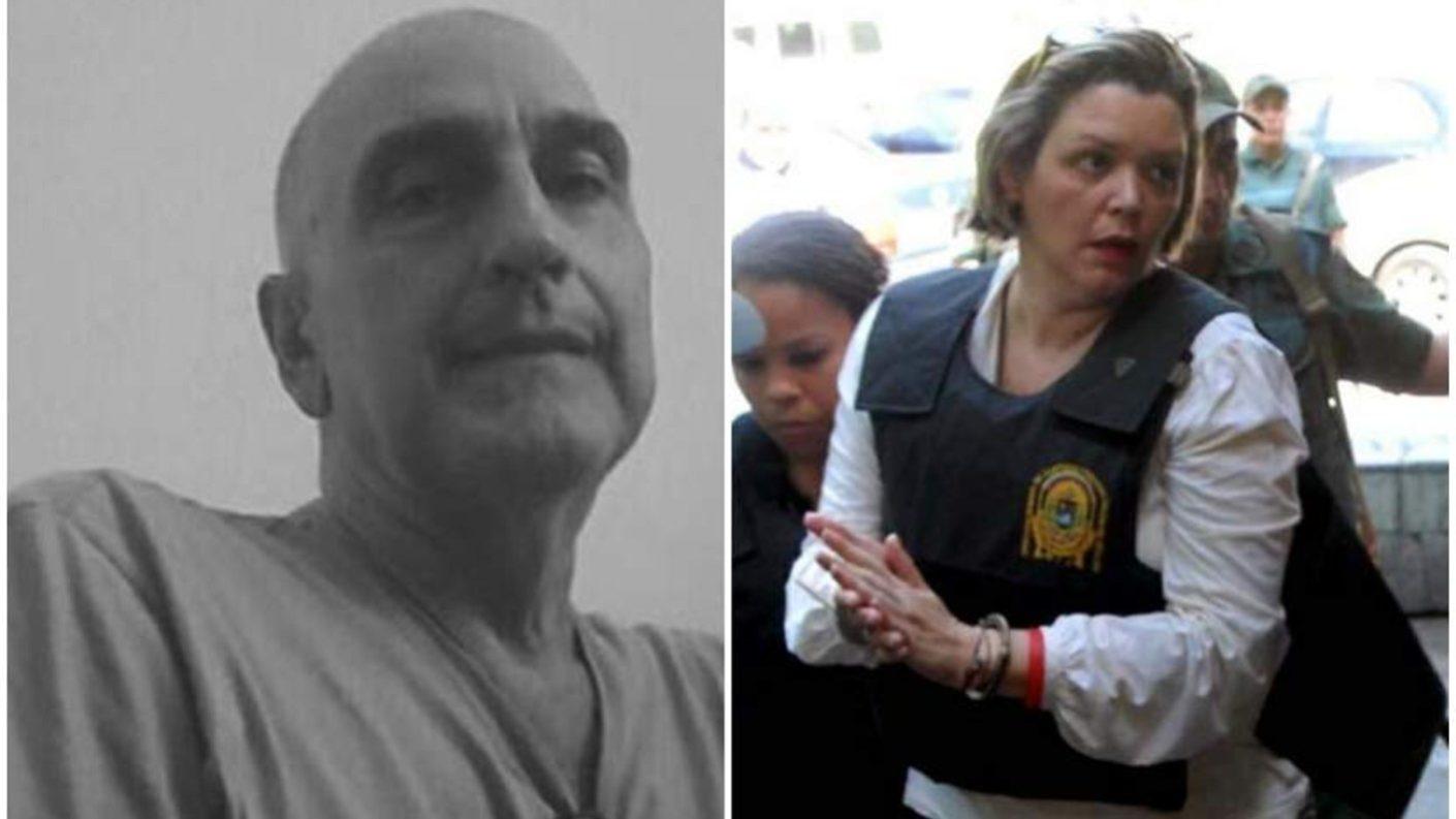 María Lourdes Afiuni y Braulio Jatar «gozan» de una libertad «a medias»