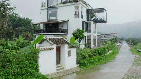Siete amigas en China deciden hacer una casa para estar en sus «años dorados»