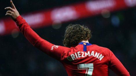 Griezmann no fue a la convocatoria del Atlético de Madrid tras «rollo» con el Barcelona