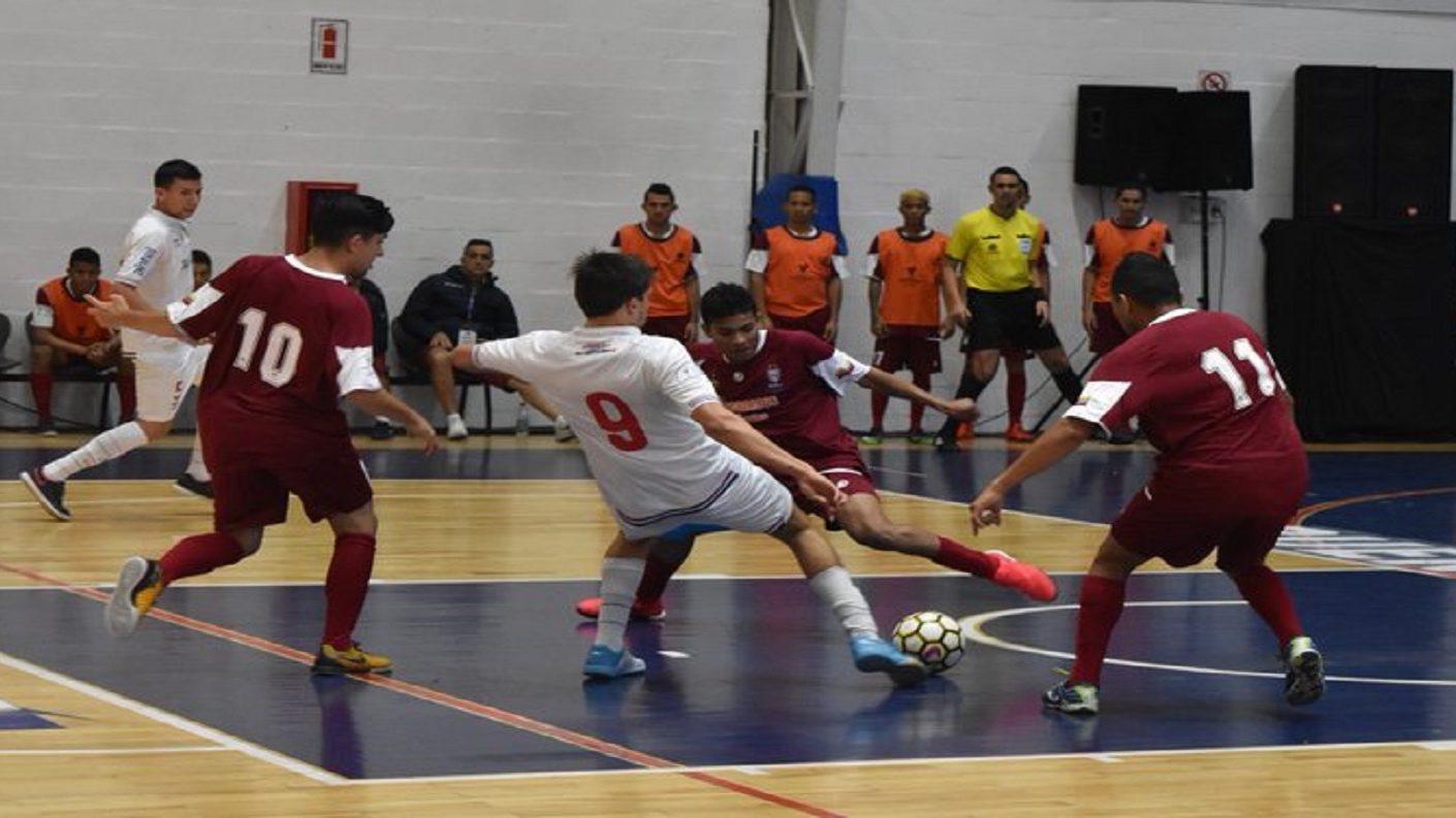 Bucaneros de La Guaira clasificó a los cuartos de la Libertadores de Futsal