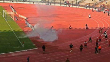 Fuertes sanciones para el Caracas Fútbol Club por hechos de violencia