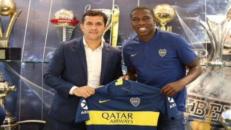 Jan Hurtado es el nuevo jugador de Boca Juniors