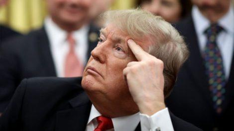 Bloomberg: Trump pierde confianza sobre la capacidad de Guaidó