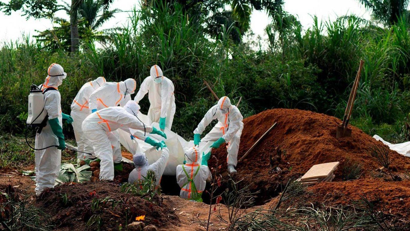 OMS declara emergencia internacional por brote del virus del ébola