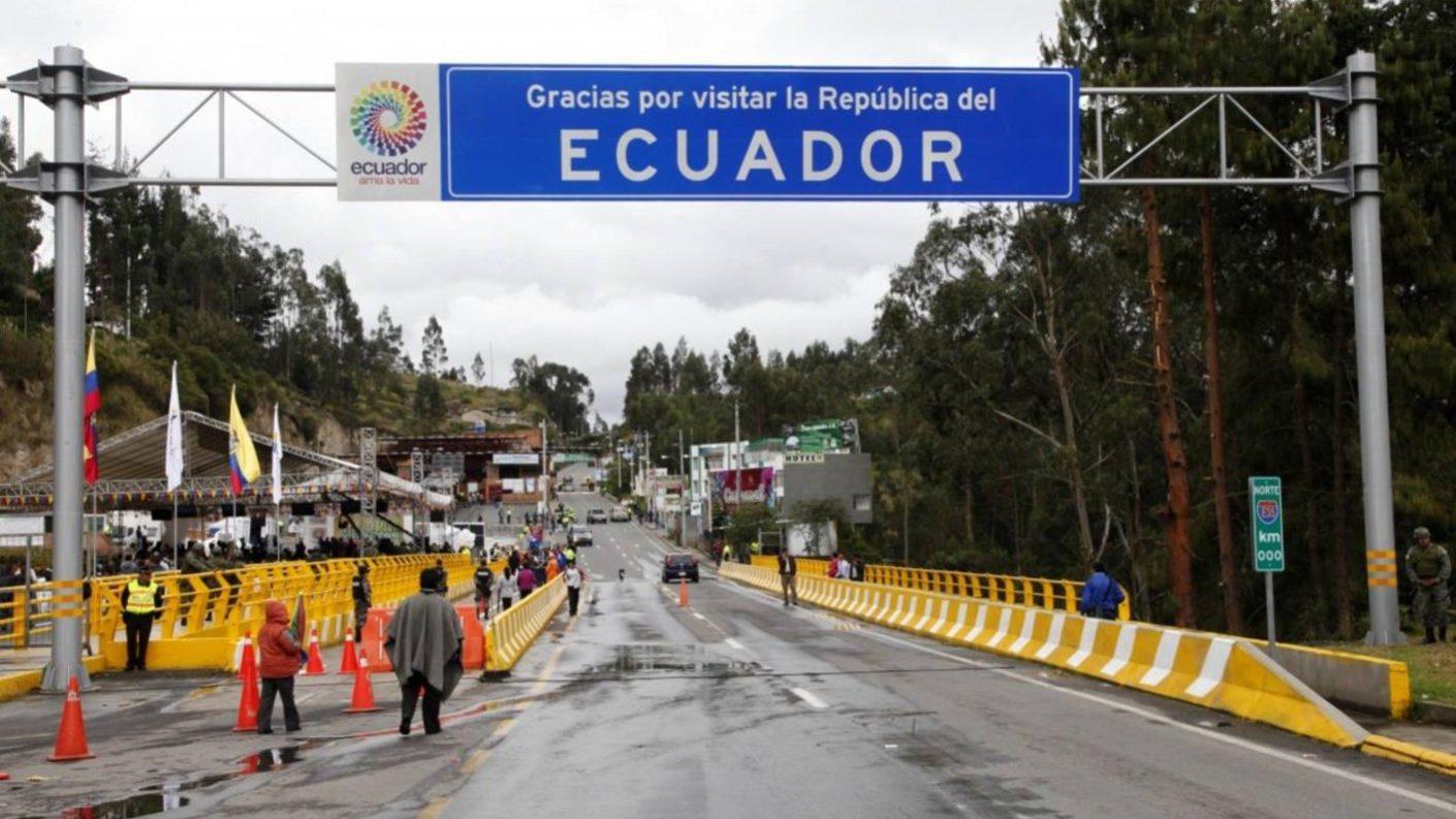 Ecuador estableció que visa humanitaria para venezolanos dura dos años
