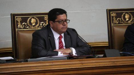 El primer vicepresidente de la AN cesó la huelga de hambre