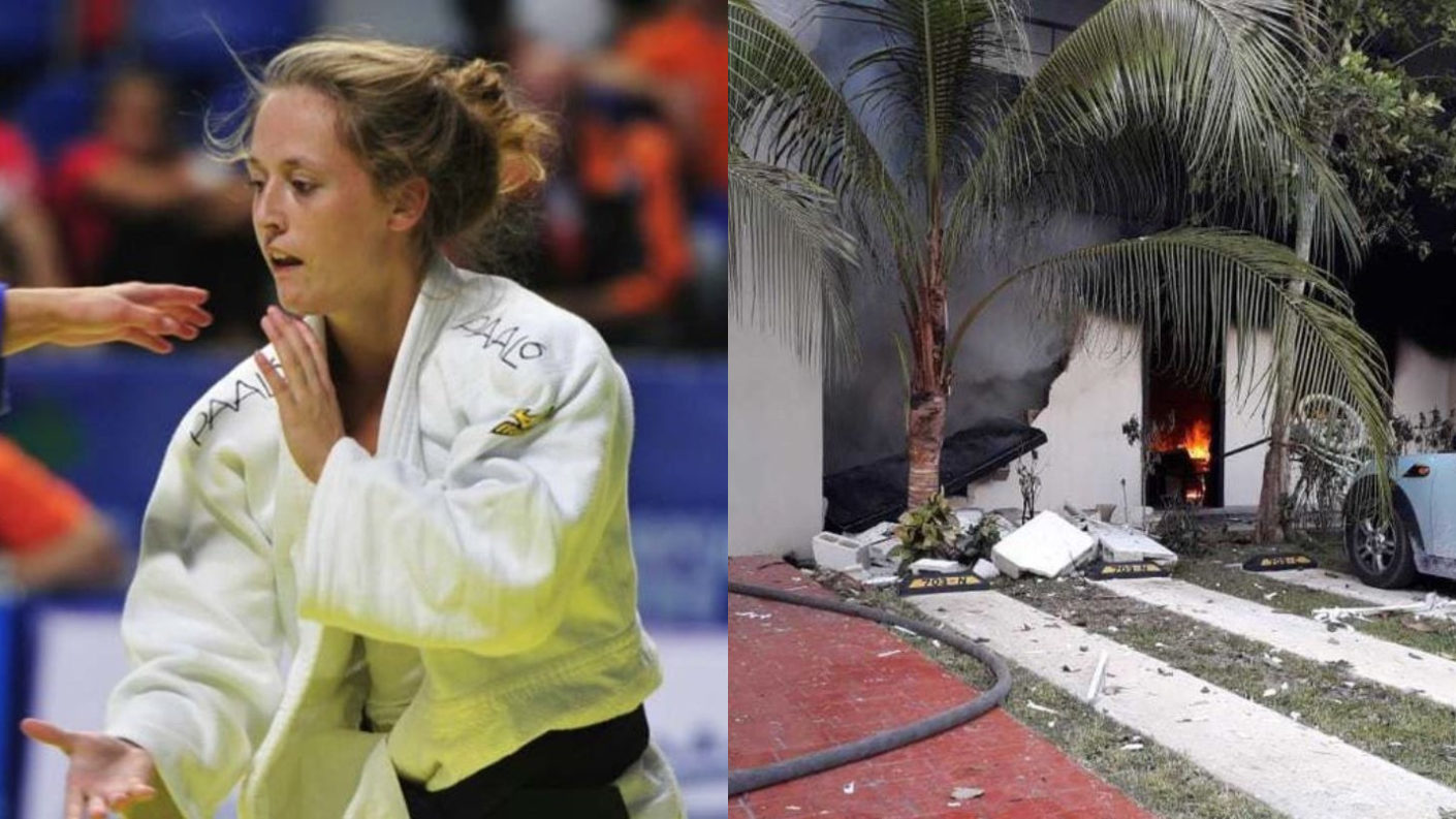Falleció en México excampeona mundial de Judo por explosión en su casa
